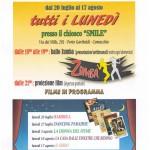 Zumba e Films a Comacchio