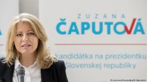'19 zuzana caputova
